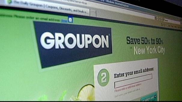 Deal or no deal? Groupon under pressure
