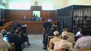 Egypt sentences Islamists to death