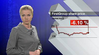 FirstGroup bate Richard Branson
