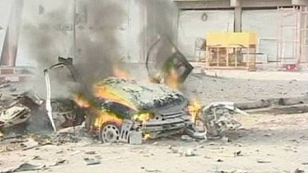 Deadly car bomb attacks in Kirkuk