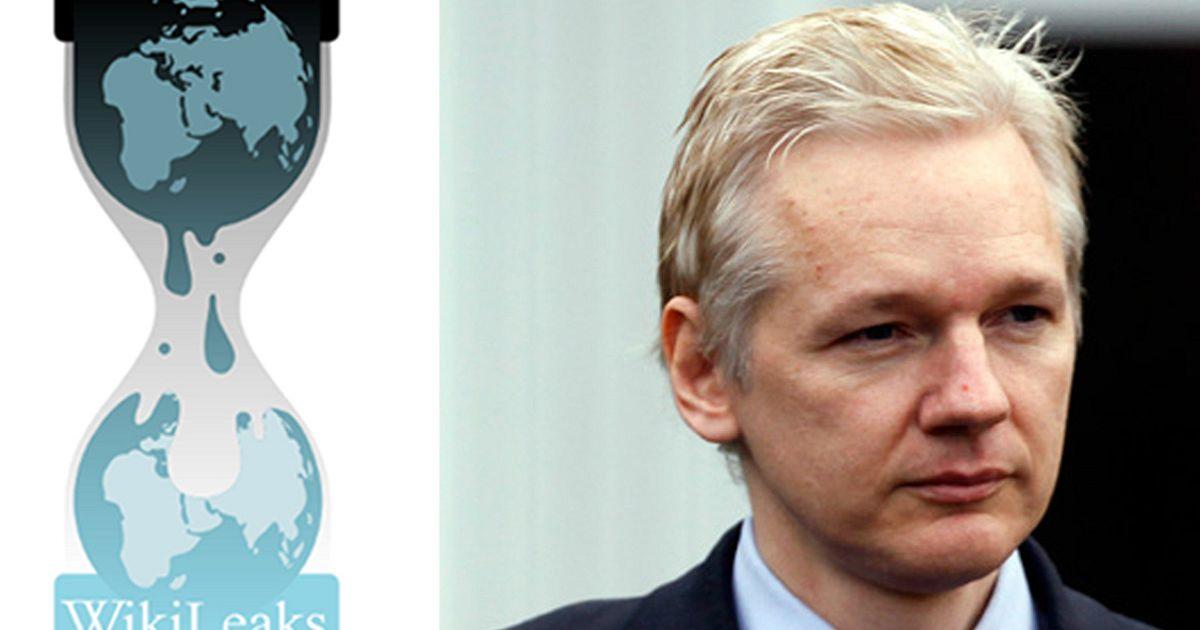 Resultado de imagen para julian assange y wikileaks