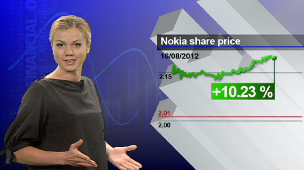 As esperanças da Nokia