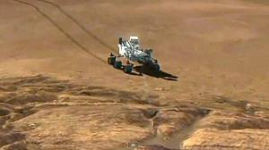 Mars rover Curiosity becoming more curious