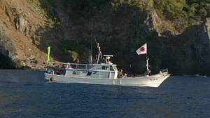 Japan-China tension over islands