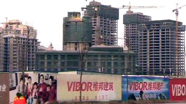 Preços do setor imobiliário chinês aumentam em junho
