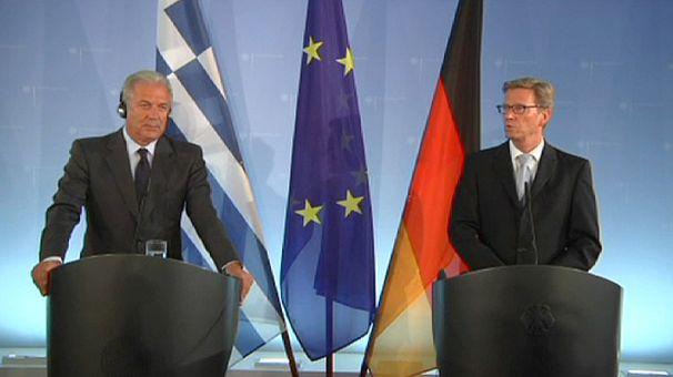 Alemanha não cede às pretensões gregas