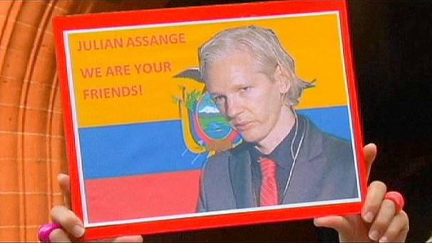 Ecuador Assange's tower in London