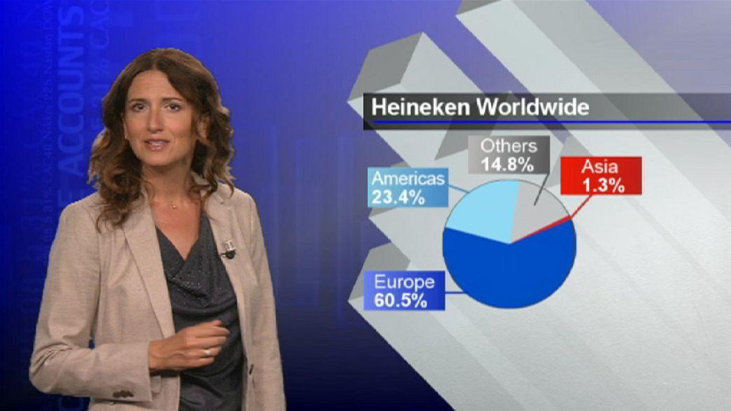 Heineken : le marché salue les ambitions asiatiques du brasseur