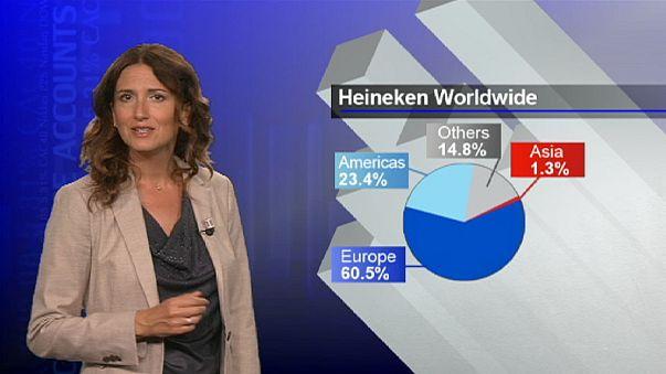 Heineken Asya'da ilerliyor