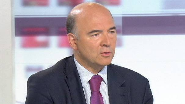 French Finance Minister upbeat on growth