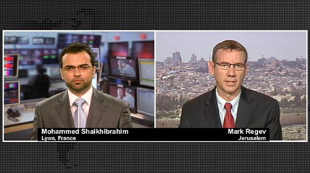 Full Interview with Israeli PM spokesman Mark Regev