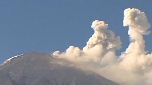 People flee Ecuador volcano