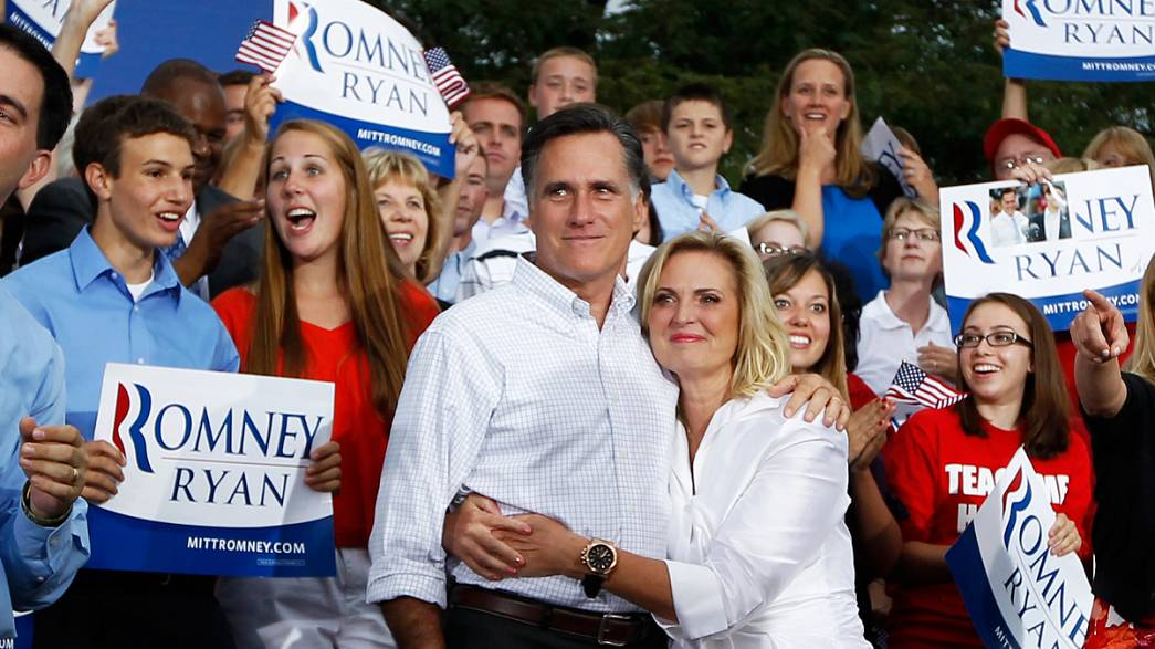 Romney looks to Convention for bounce