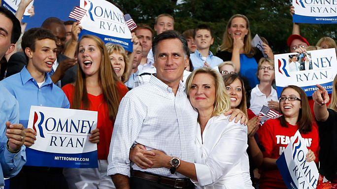 Nominierungparteitag der amerikanischen Republikaner