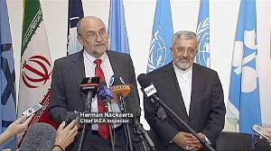 Talks fail between IAEA and Iran