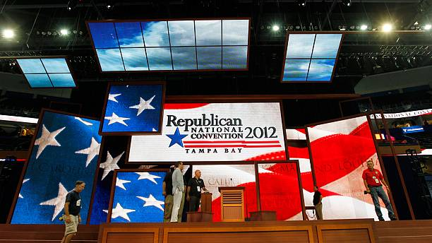 US Republicans' serious funding to unseat Obama