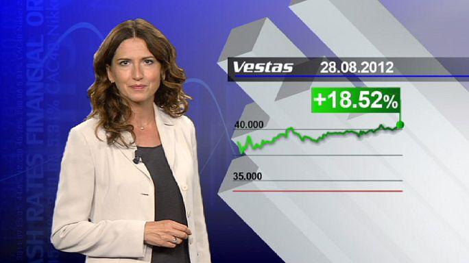 Ветрякам Vestas помогут японцы