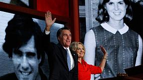 Mitt is the man for the White House, Romney's wife tells US