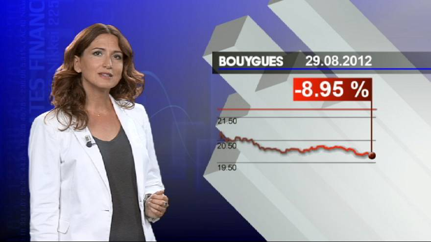Disconnected results hit Bouygues shares