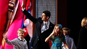 USA: Ryan wins over doubters at Republican convention