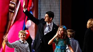 Paul Ryan enflamme la convention républicaine