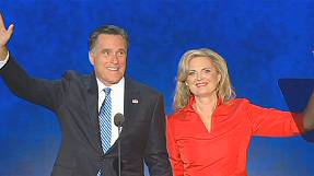 The biggest speech of Romney's Republican life