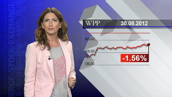 Рекламный гигант WPP теряет темп