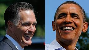 Obama and Romney level pegging in crucial week for Democrats