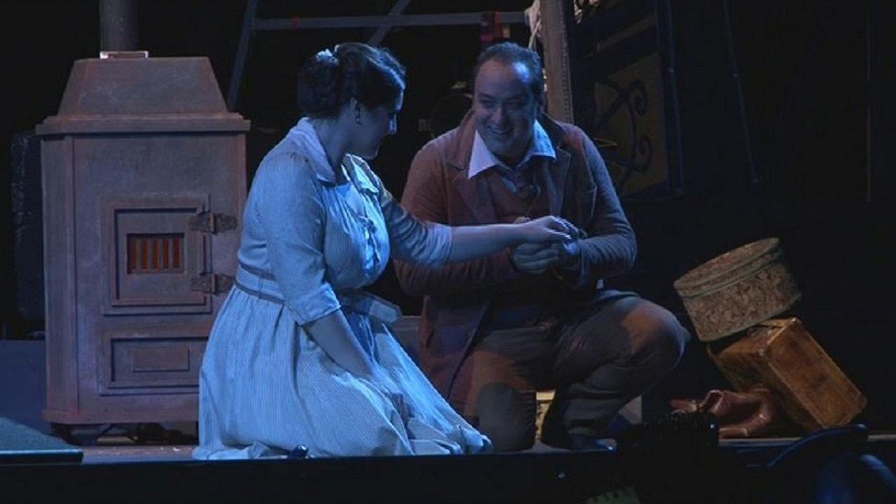 La Bohème bezaubert auf dem Puccini Festival