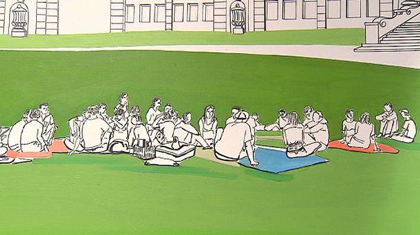 Parlamentarium exibe tesouro de obras de arte europeia