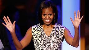 US first lady to kick-off Democratic Convention