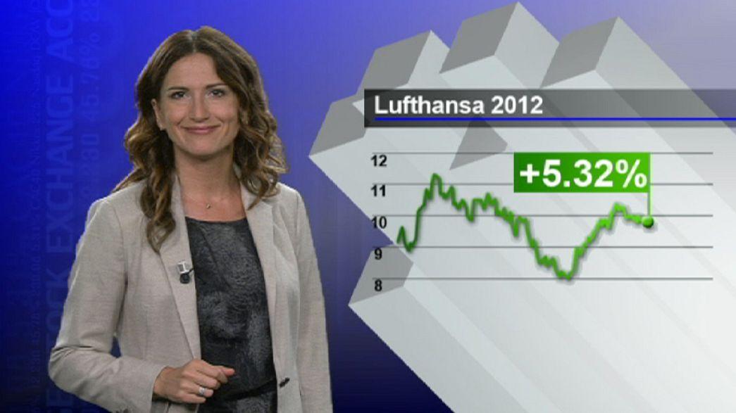 Lufthansa, penalizado por la huelga del personal de vuelo