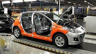 Soluciones para la industria automovilística europea