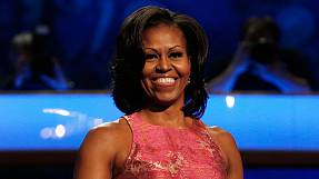Michelle Obama unwavering
