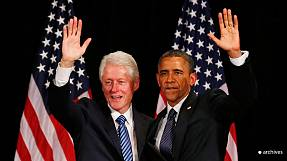 Bill Clintons Wahl: Barack Obama