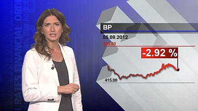 Los accionistas castigan a BP por la decisión de la justicia de EEUU