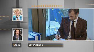 Trabajar en las instituciones de la Unión Europea