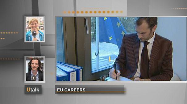 Avrupa Birliği kurumlarına personel alımı