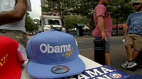 Obama fever grips US city of Charlotte