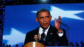 Obama sets his case for a second term