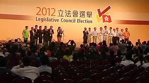 Hong Kong democrats dealt election blow
