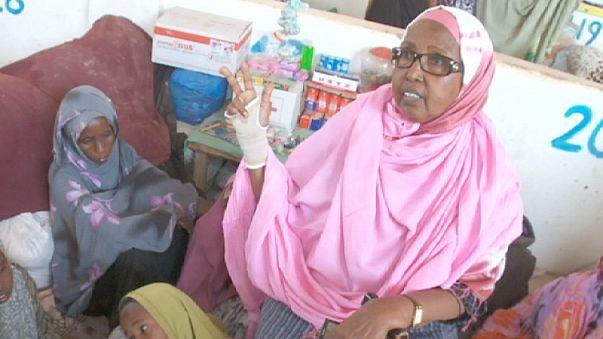 Somali'nin sığınma kamplarında kadın olmak