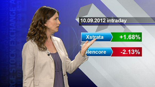 Glencore mantém proposta de fusão sobre a Xstrata
