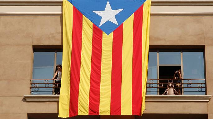 Spain's Catalonia region - speeding toward separation?