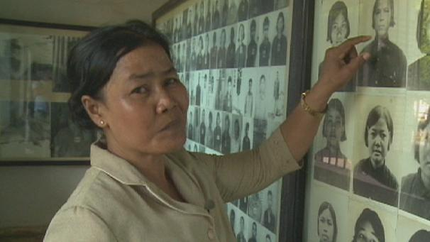 Former Khmer Rouge soldier faces up to past