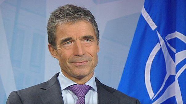 """Rasmussen: """"Afganistan'daki operasyonlarda başarı sağlanmıştır."""""""