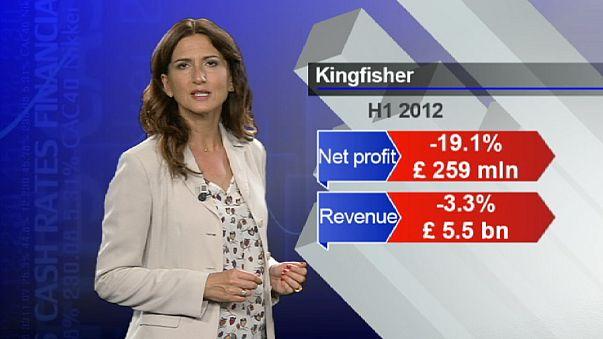 Дожди подмочили прибыль Kingfisher