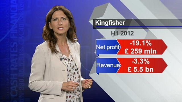 Les résultats de Kingfisher nous rappellent au bon souvenir de la crise