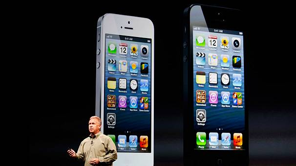 Apple takes wraps off 4G-ready iPhone 5