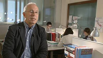 Intervista aErnesto Savona, direttore di Transcrime